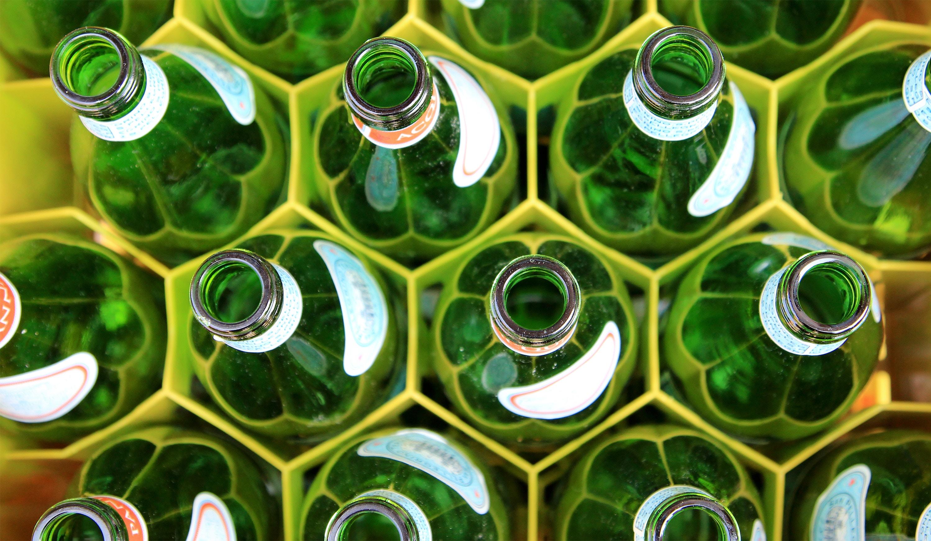 Horacio Guerra Marroquín - negocio del reciclaje